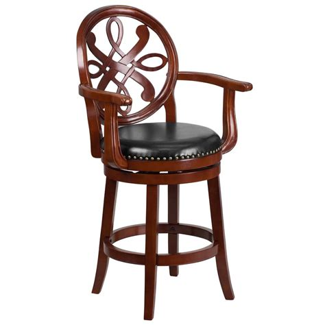 flash furniture bar stool flash furniture bar stool large size of flash furniture 26 5 in cherry swivel cushioned bar stool