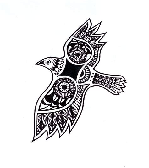 finnish tattoo designs sielulintu mythological bird who protects one s