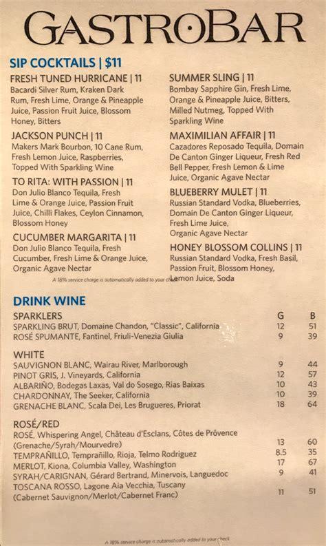 eclipse room service menu eclipse menus news
