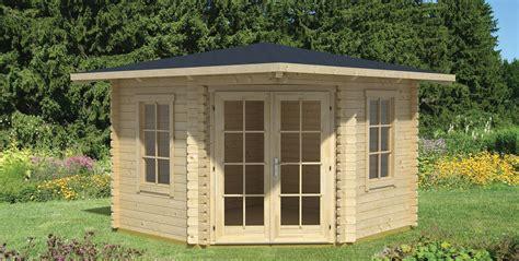 gartenhaus pavillon das richtige dach f 252 r ihr gartenhaus