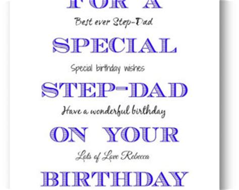 Step Birthday Quotes Birthday Quotes For Step Son Quotesgram