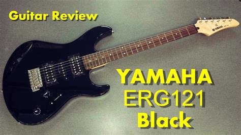 Harga Gitar Yamaha Erg 121 yamaha erg121 black review guitar 245
