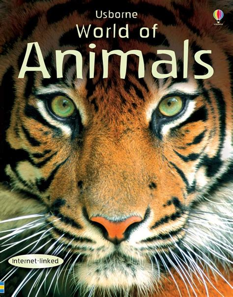 Animal World by World Of Animals At Usborne Books At Home Organisers