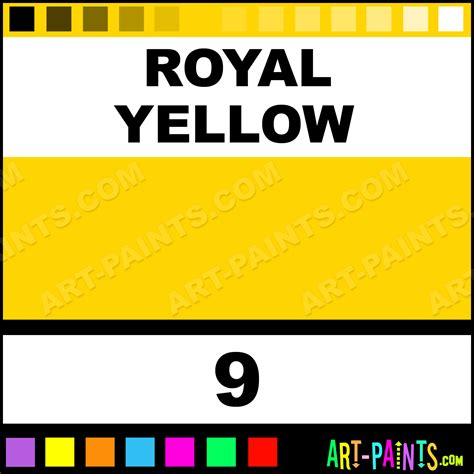 royal yellow mediterranean paints 9 royal yellow paint royal yellow color mir artists