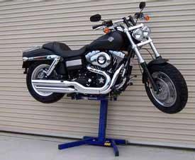 Craftsman Motorradheber welcher motorradheber f 252 r alle harleys s 7 milwaukee