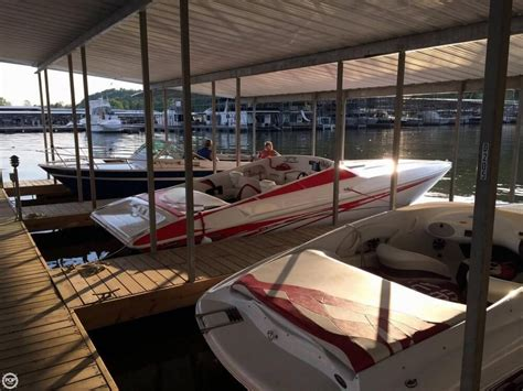 vernon performance boats 2004 used sunsation 28 high performance boat for sale