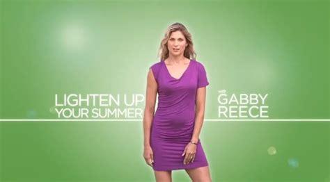 Amio Id Gamis Summer Gabby gabby reece lighten up your summer gabrielle reece