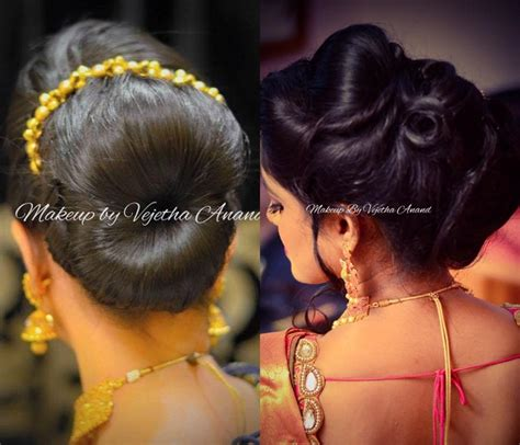 Wedding Hairstyle South Indian by South Indian Wedding Hairstyles For Hair Hairstyles
