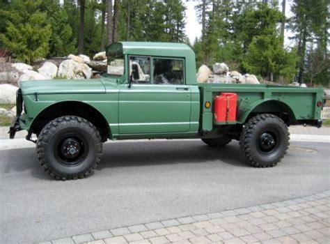 1968 Jeep Kaiser 1968 Jeep Kaiser M715 An Original Army Truck