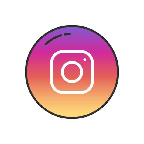 instagram button social media instagram instagram logo icon