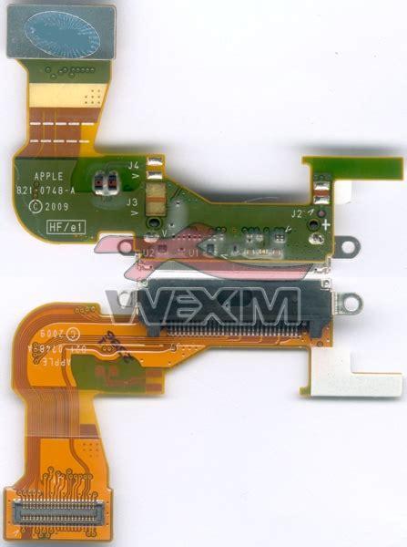 Hp Iphone A1303 connecteur alimentation apple iphone 3gs 7 90 wexim