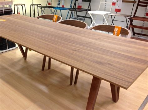 Ikea Stockholm Dining Table by Qqu