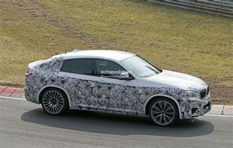 Bmw X4 2020 by 2020 Bmw X4 M Photographed Without Camouflage In