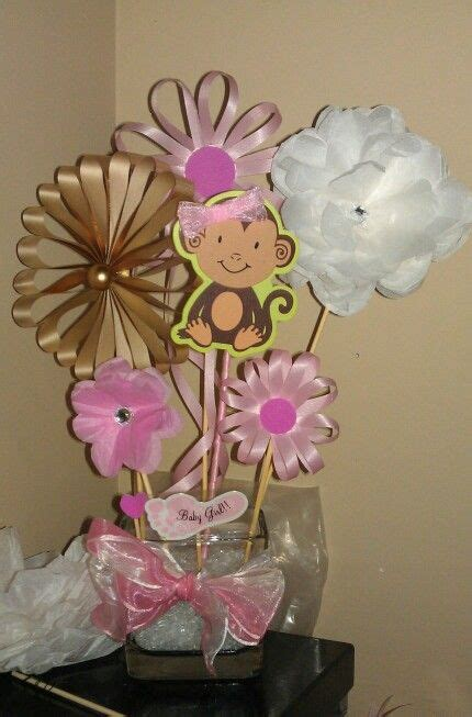 Monkey Themed Baby Shower Centerpieces by Baby Shower Food Ideas Baby Shower Centerpiece Ideas