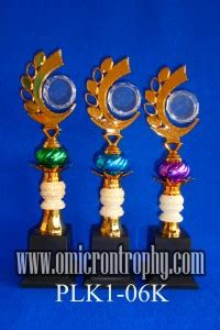 Piala Set Juara 123 Trophy Mtq Tatakan Kotak Plakat Figur Gold Murah 24 agen piala trophy murah harga piala plastik bandung
