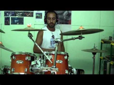 vasco un senso live vasco un senso drum cover live 2008 matt laug