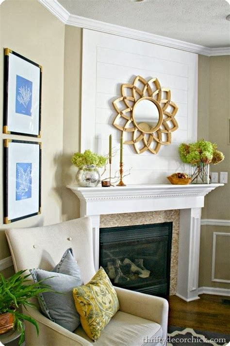 How To Decorate A Mantel by Mantel This Wall Looks A Lot Like Mine I If We