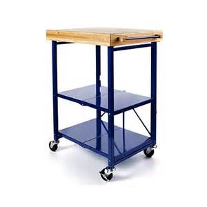 folding island kitchen cart origami folding kitchen island cart with casters 8090466