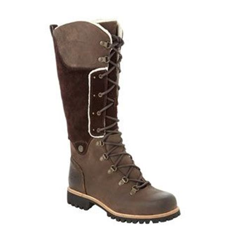 timberland brown leather knee high boots my style
