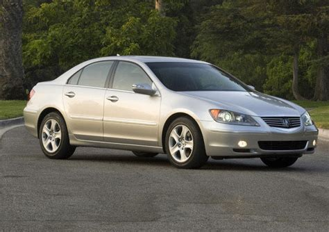 2006 acura rl review top speed