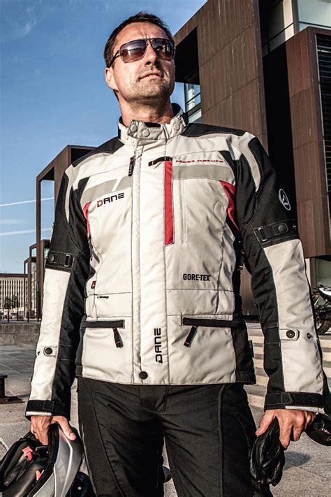 Welche Motorradbekleidung by Dane Grindsted Tex 174 Motorradjacke Im Motoport Onlineshop