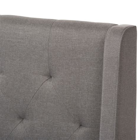 upholstery fabric adelaide baxton studio adelaide retro modern light grey fabric
