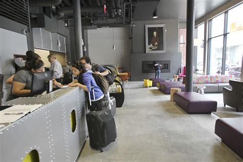 Industrial Style Loft Top 10 Stylish Hostels Hi Hostel Blog