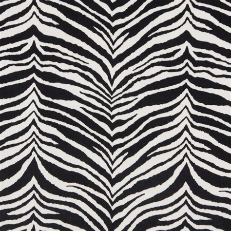 black and white upholstery fabric by the yard 54 quot quot e415 black and white zebra animal print microfiber
