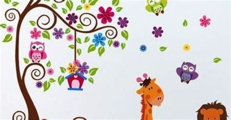 Wandtattoo Kinderzimmer Bär by Xl Wandtattoo Wandsticker Eule Baum Giraffe L 246 We