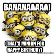 minions happy birthday quotes quotesgram