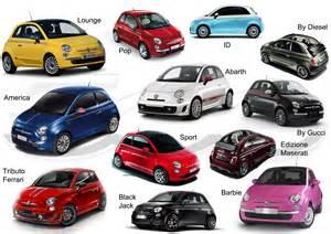 Fiat 500 Different Models 1 Million Fiat 500 So Far Fiat S World