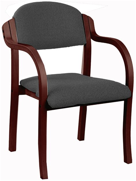 Stackable Chairs Wood by Stackable Solid Wood Frame Chair W Arms