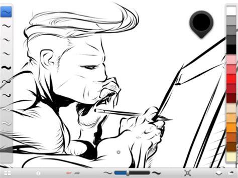 sketchbook ink autodesk sketchbook ink une app de dessin sur