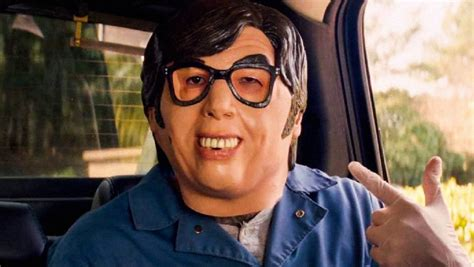 mike myers real name austin powers masks are a popular halloween costume again