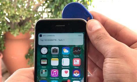 nfc  iphone liberado blog  iphone