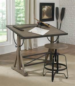 Magnussen furniture new generation bailey desk drawing board antique