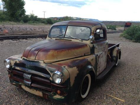 dodge shop 1951 dodge b1b patina shop truck rat rod