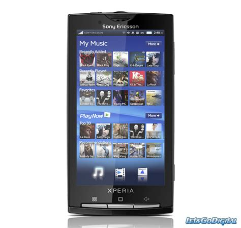 sony ericsson mobile phones sony ericsson mobile phones features suitable for
