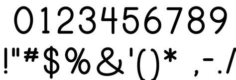 print bold font print bold font