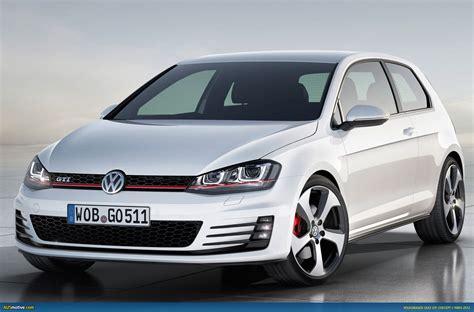 golf volkswagen gti ausmotive com 187 paris 2012 volkswagen golf gti concept