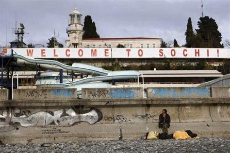 sochi problems tweets journalists in upheaval poor hotel conditions at winter olympics