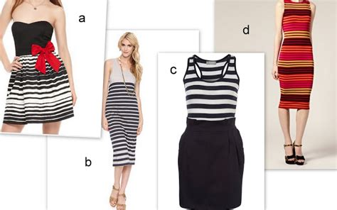 Dress Stripe Dress Qi style delights i want to be a in stripes