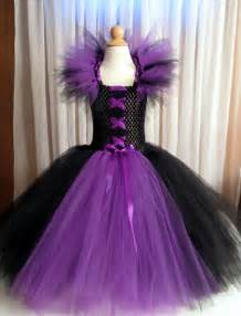 maleficent tutu dress with matching horned by tiffanyscouture