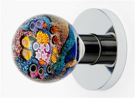 Decorative Glass Door Knobs by Decorative Glass Door Knobs From Out Of The Blue Design