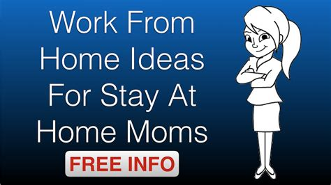 So Much For The Stay At Home Idea by Work From Home Ideas For Stay At Home