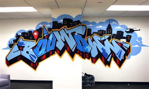 york facebook office graffiti art graffiti usa