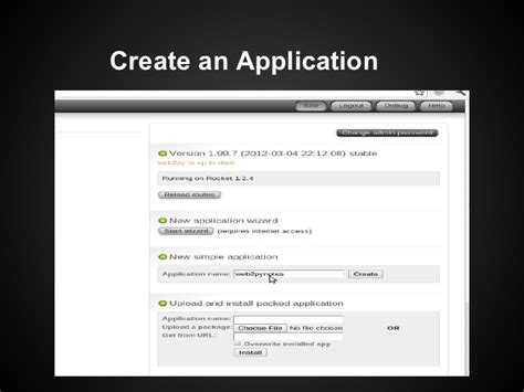 Construct 2 Tutorial Engine Cd web2py tutorial to create db driven application