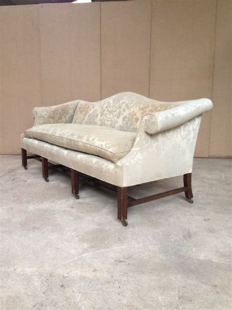 victorian style sofas uk a late victorian camel back sofa c 1900 in georgian style
