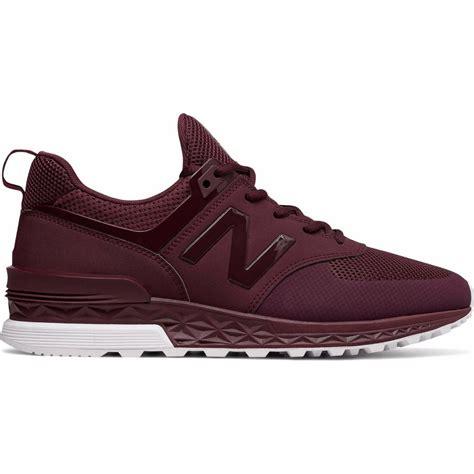 New Balance 574 Kode L55 chaussures new balance 574 sport lifestyle bordeaux