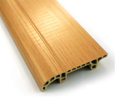 wood  vinyl interior mdf skirting topjoyflooring